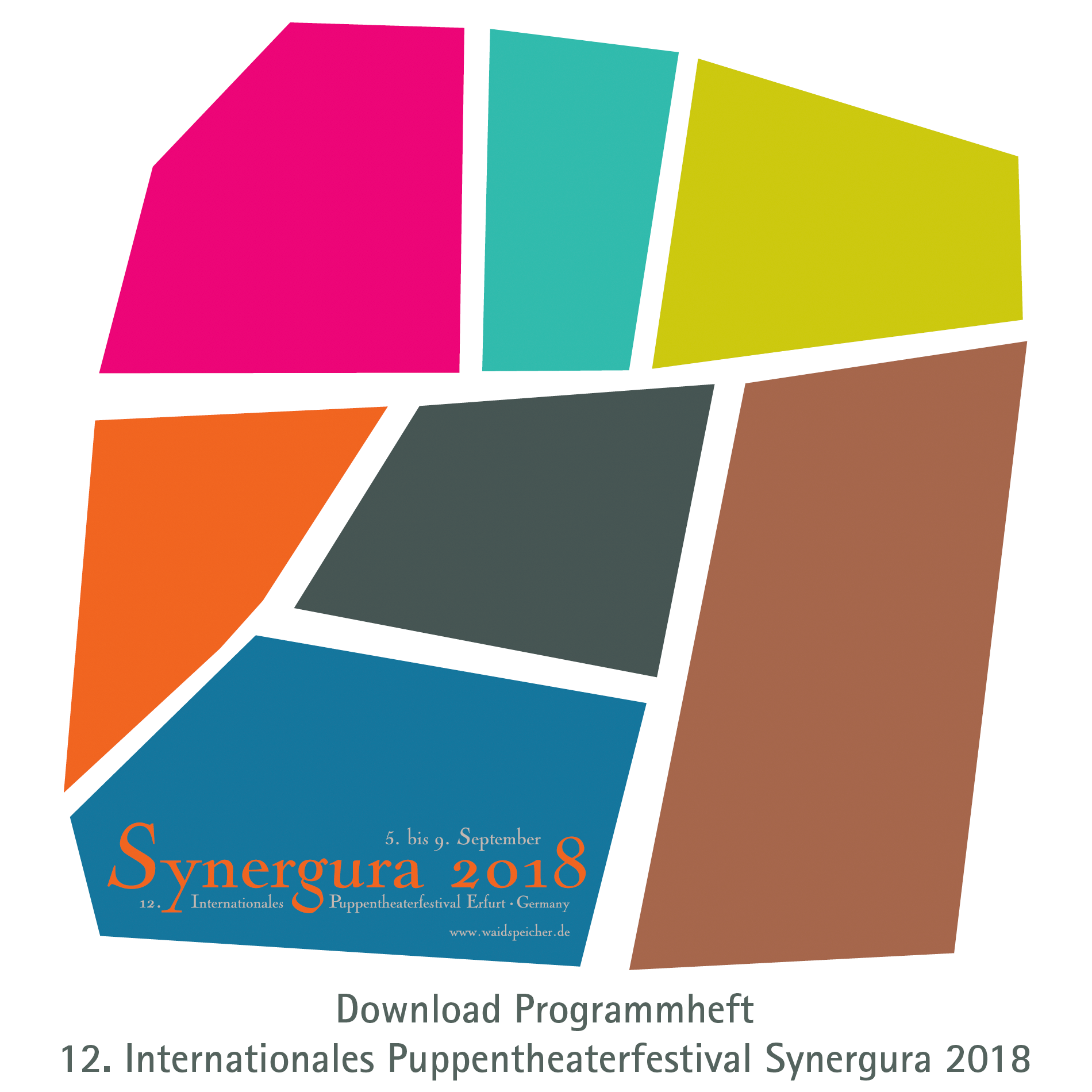Download Programmheft Synergura 2018